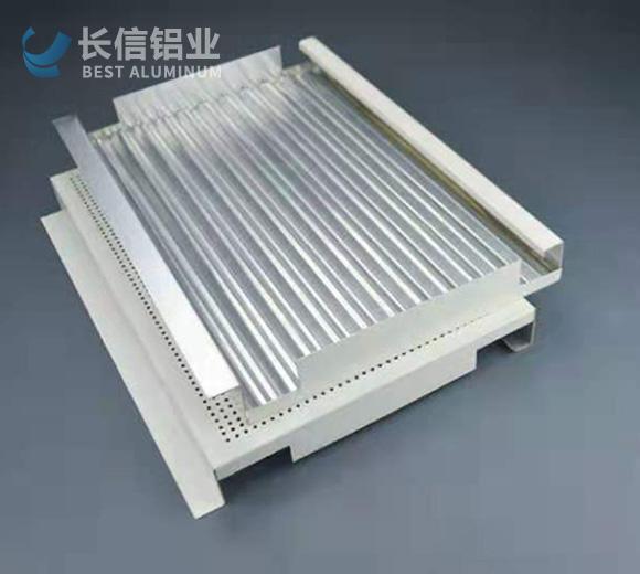 勾搭式瓦楞铝板