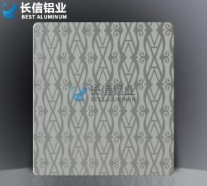 北京拉丝铝板