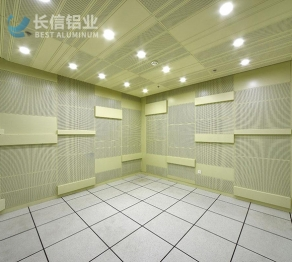 冲孔式铝单板
