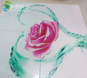 3D彩绘铝板